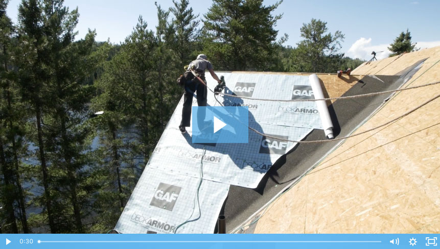 GAF Roofing Tampa EasyPro Roof System Video